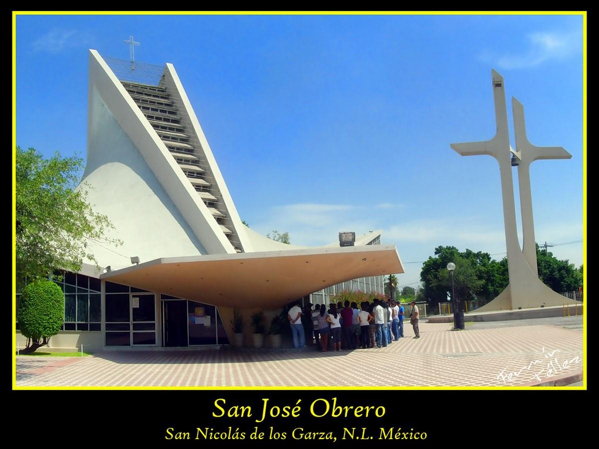 Church of San Jose Obrero, Nuevo leon, Mexico - Sheet2