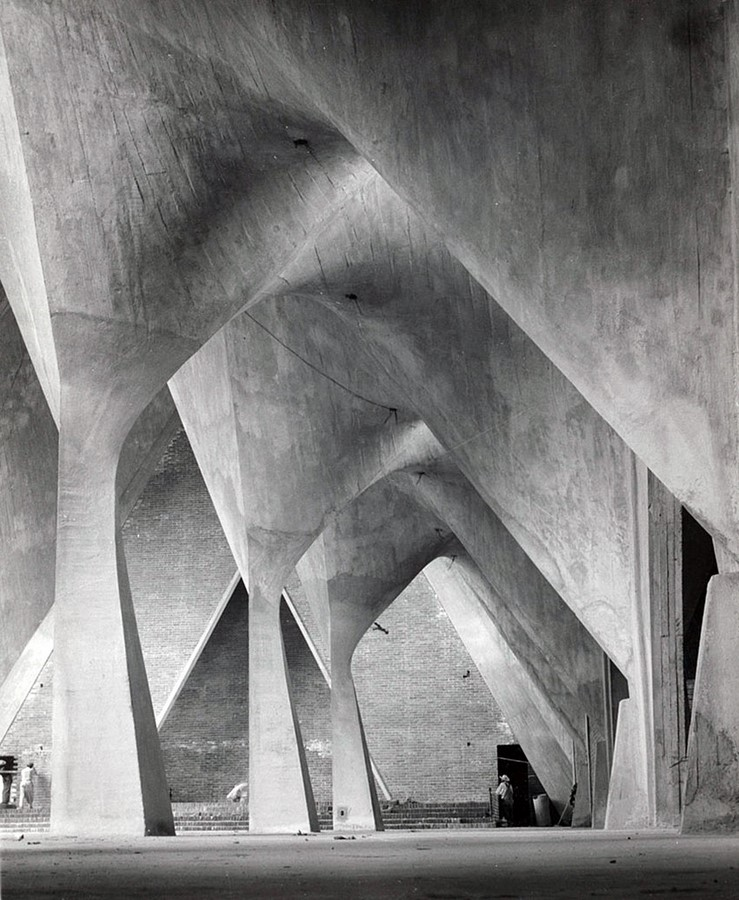 Church of Our Lady of the Miraculous Medal, Mexico City, Mexico - Sheet2