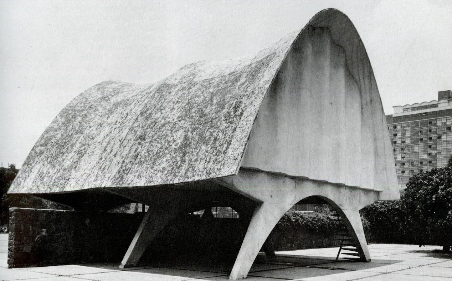 Cosmic Rays Pavilion, Mexico City, Mexico - Sheet3