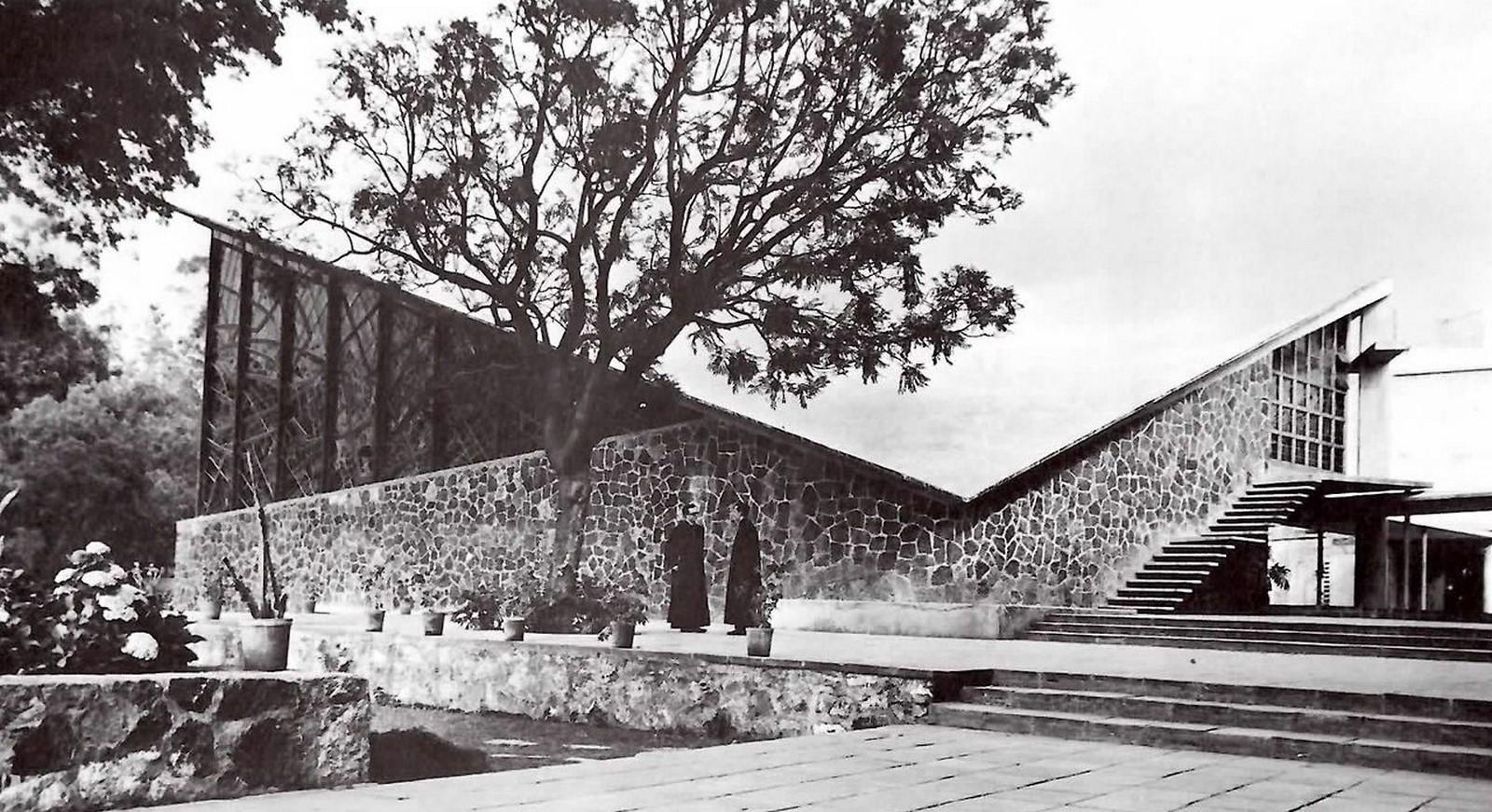 El Atillo Chapel, Mexico City, Mexico - Sheet2