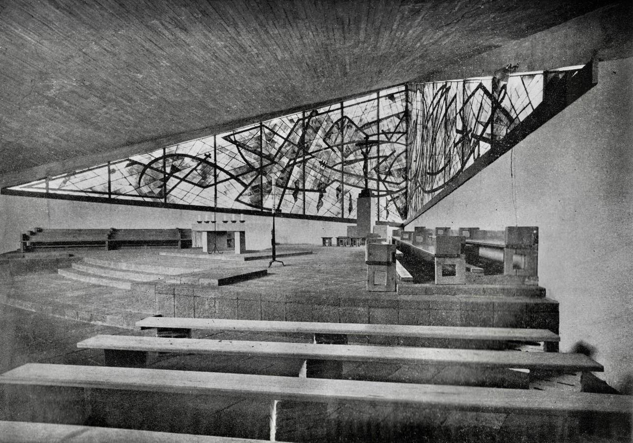 El Atillo Chapel, Mexico City, Mexico - Sheet3