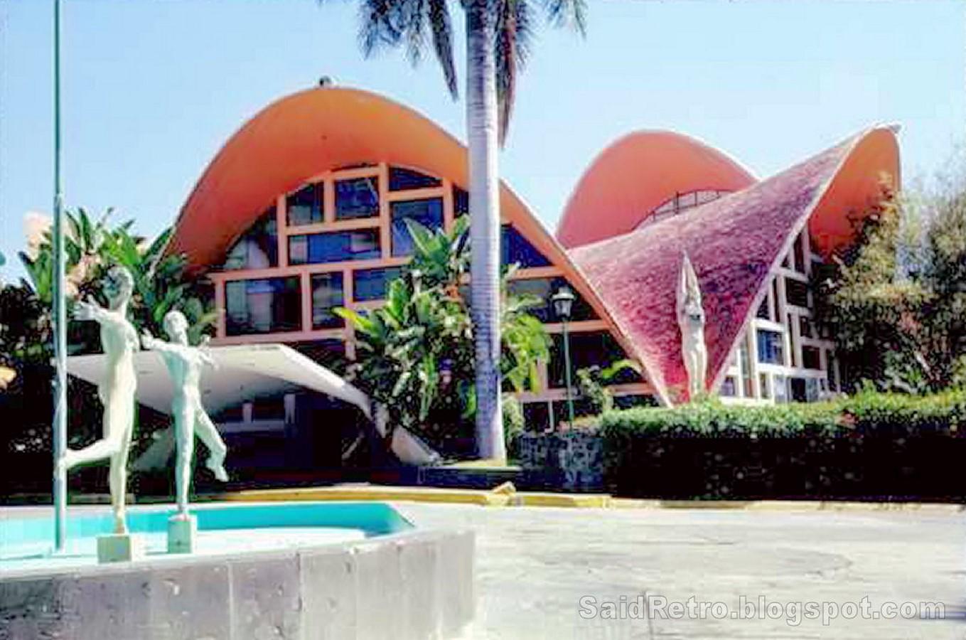 Hotel Casino de la Selva, Cuernavaca, México - Sheet2