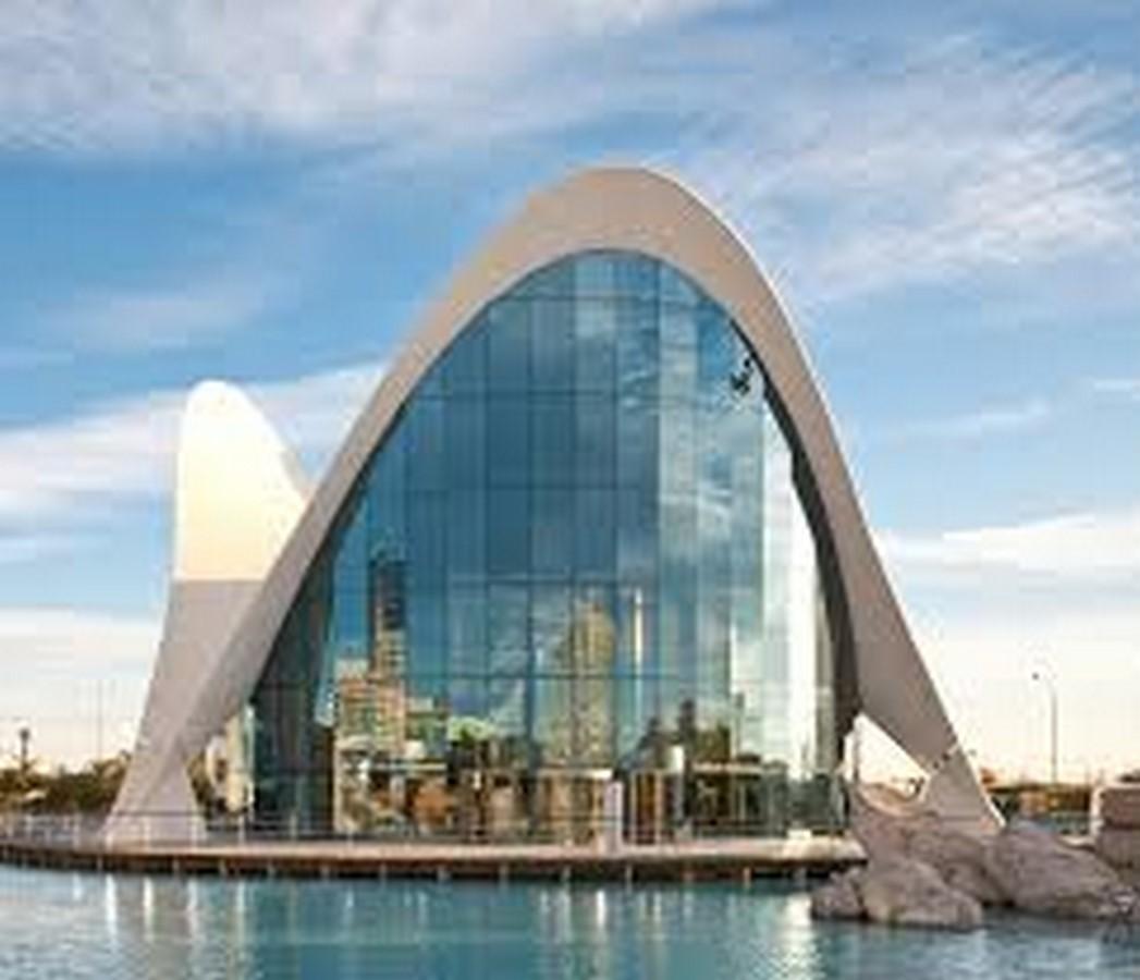 L'Oceanografic, Valencia, Spain - Sheet4