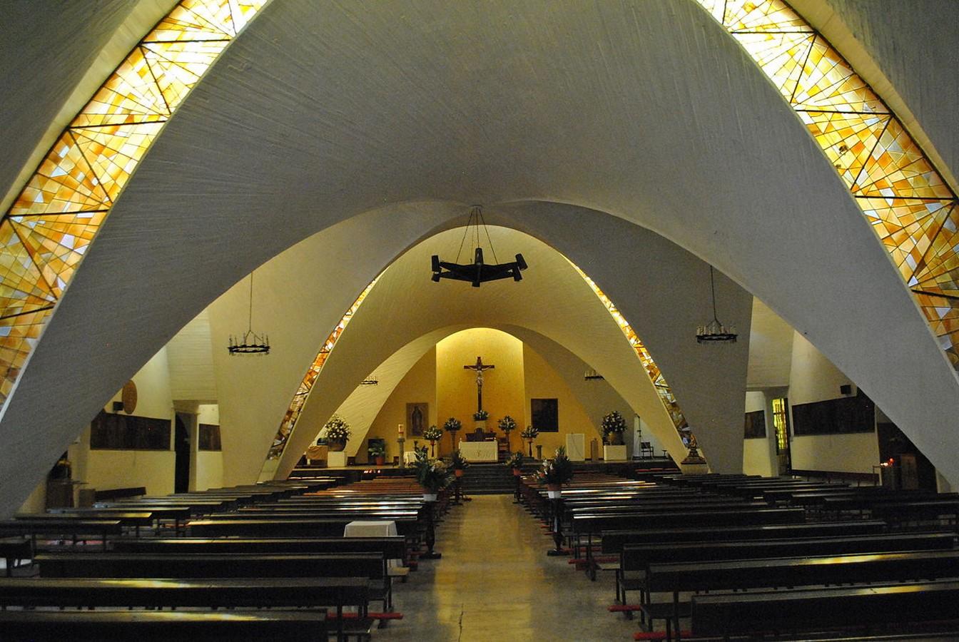 San Antonio de las Huertas Temple, Mexico City, Mexico - Sheet1