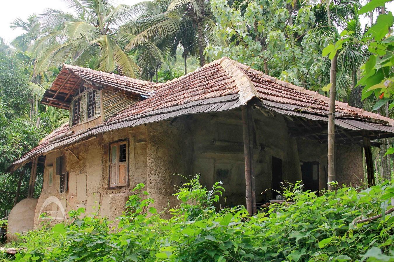 A FARMER'S HOME, ATTAPPADI, KERALA - Sheet1