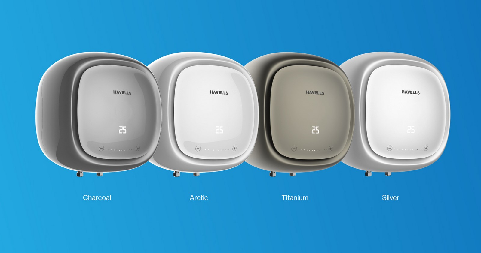 Adonia Water heater (Product, UX)