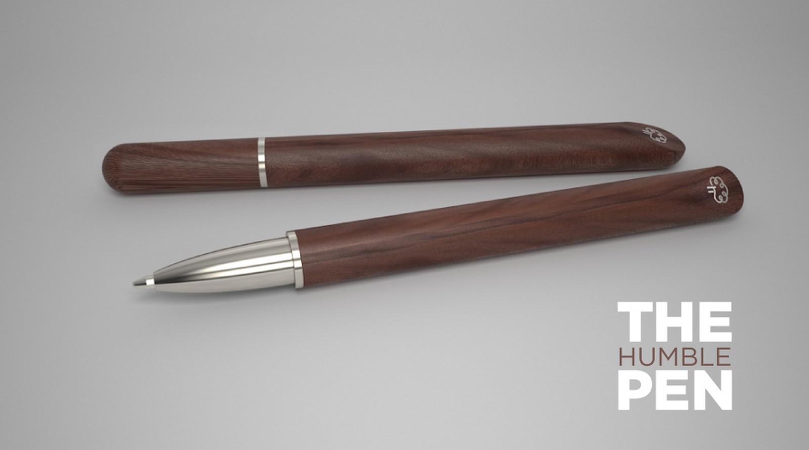 The Humble Pen (Product) - Sheet1