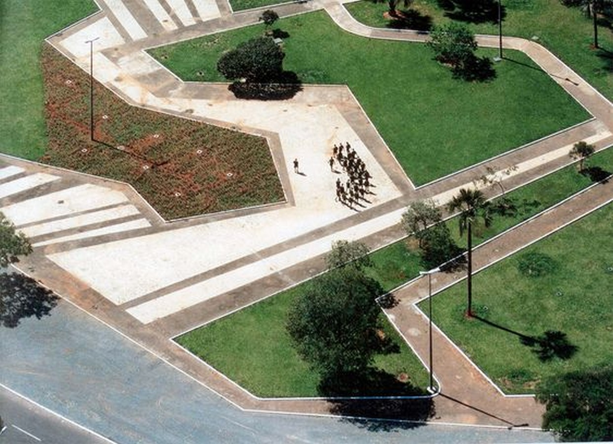 Ministry of the Army, Brasília - Sheet1