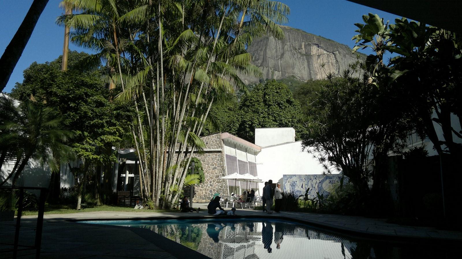 Instituto Moreira Salles, Rio de Janeiro - Sheet2