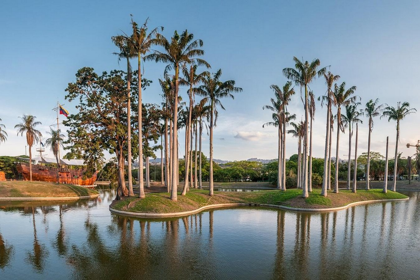 Parque del Este, Caracas, Venezuela - Sheet3