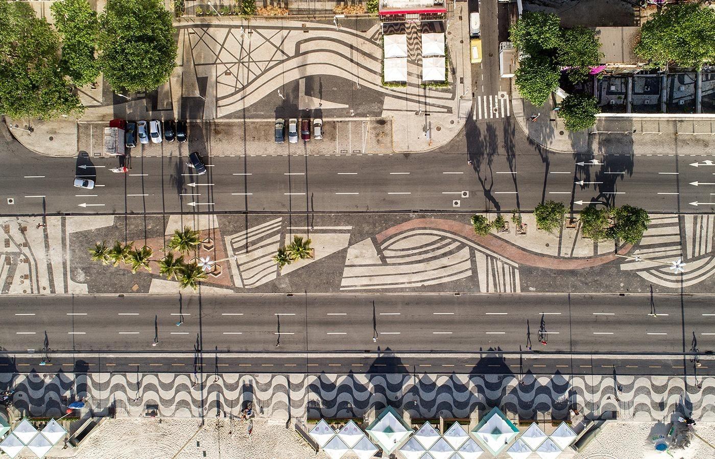 Copacabana promenade, Rio de Janeiro - Sheet3