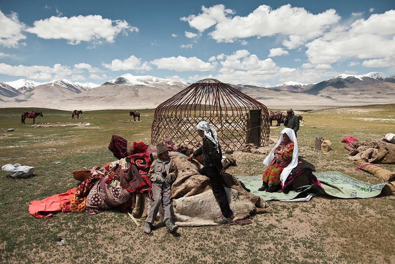 Mongolian Yurt - Sheet2