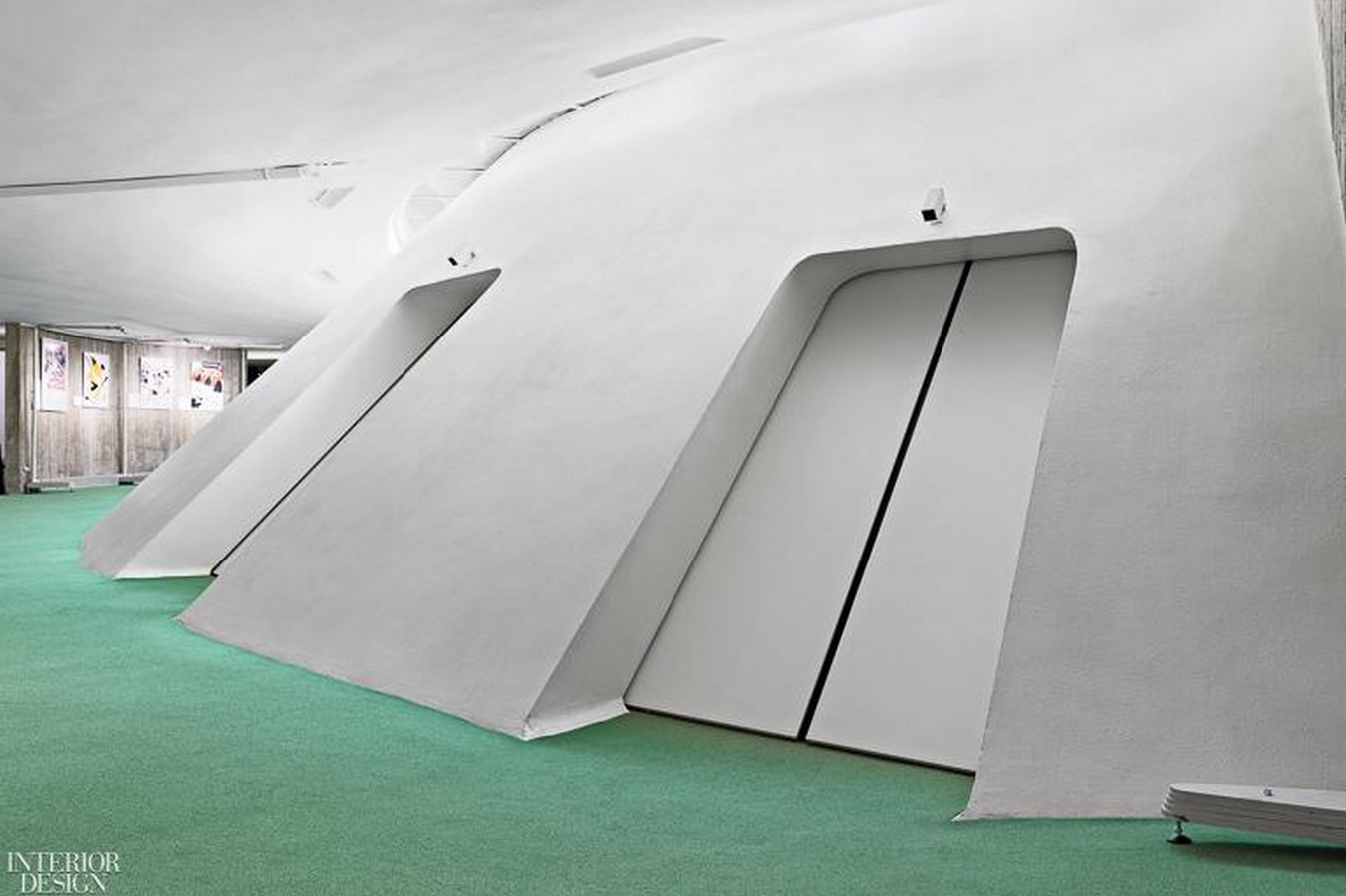 French Communist Party Headquarters by Oscar Niemeyer Rare European works - Sheet6