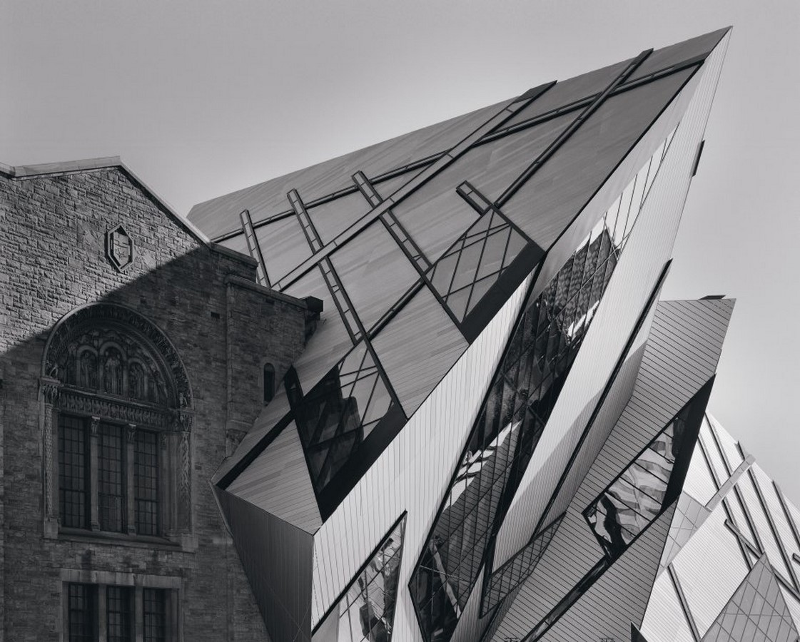 Royal Ontario Museum by Daniel Libeskind: The modern Crystal - Sheet6