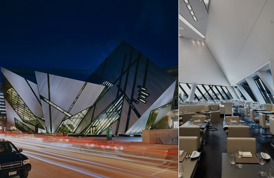 Royal Ontario Museum by Daniel Libeskind: The modern Crystal