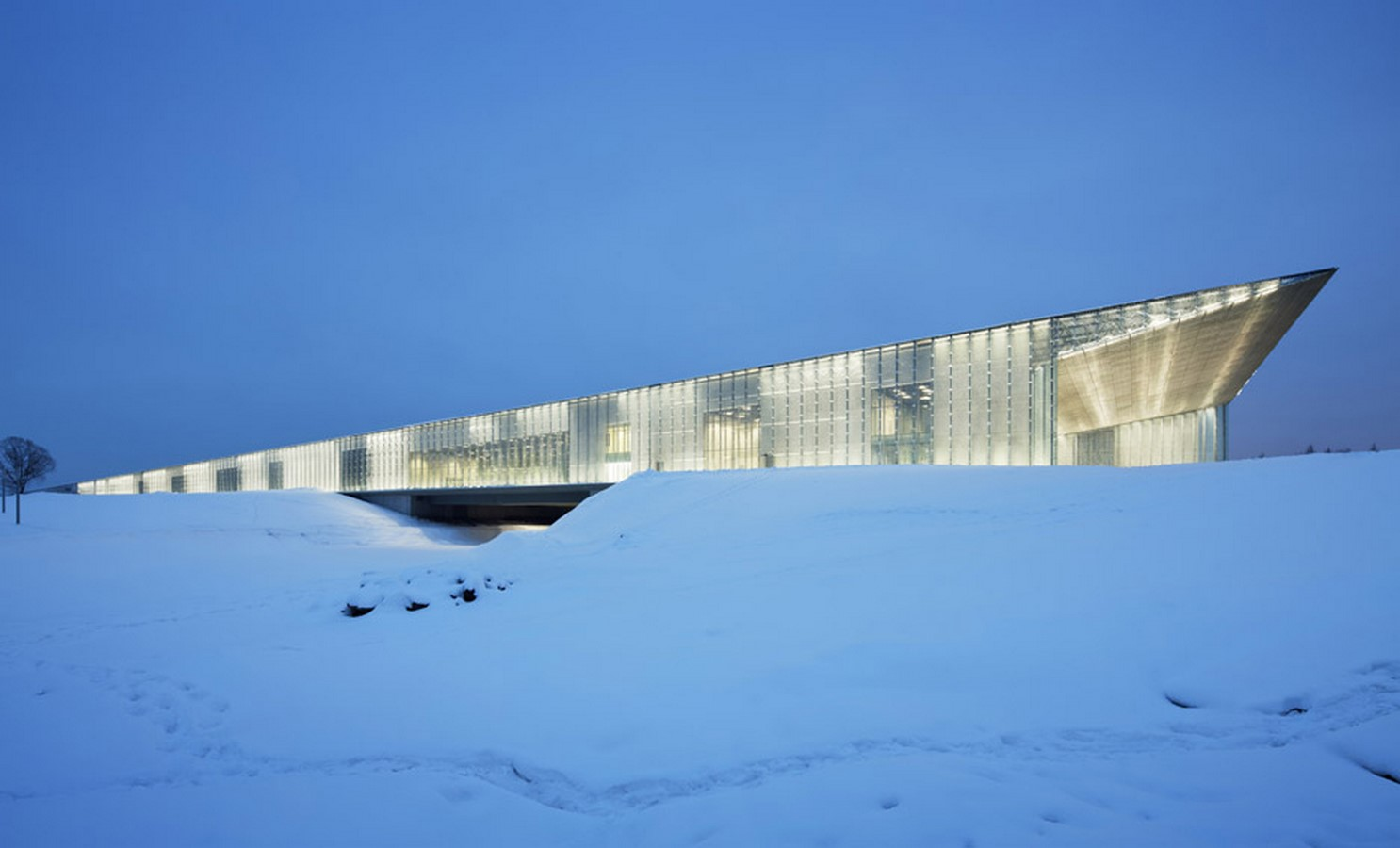 Estonian National Museum By Lina Ghotmeh: Design that challenged the competition brief - Sheet1