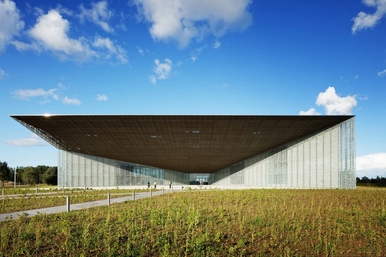 Estonian National Museum By Lina Ghotmeh: Design that challenged the competition brief - Sheet2