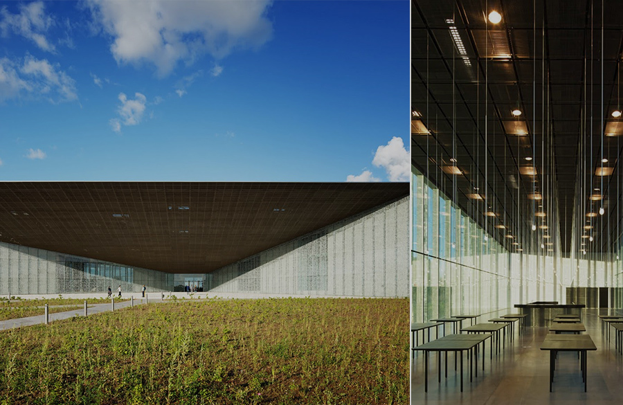 Estonian National Museum By Lina Ghotmeh: Design that challenged the competition brief