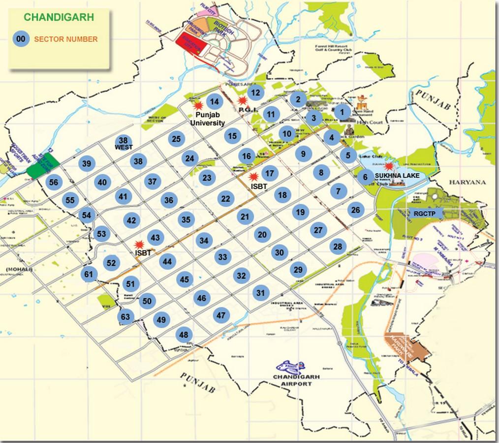 Chandigarh, India - Sheet1