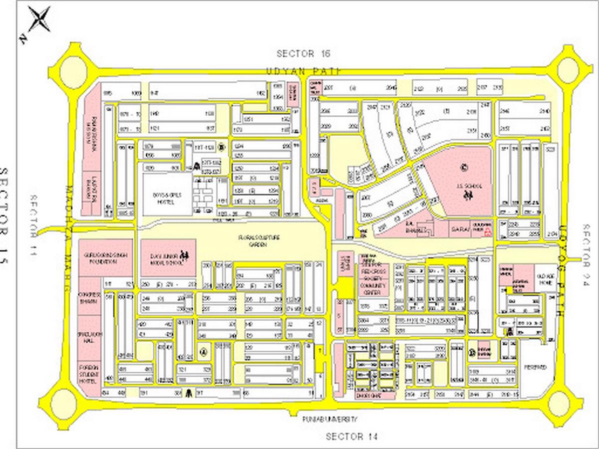 Chandigarh, India - Sheet2
