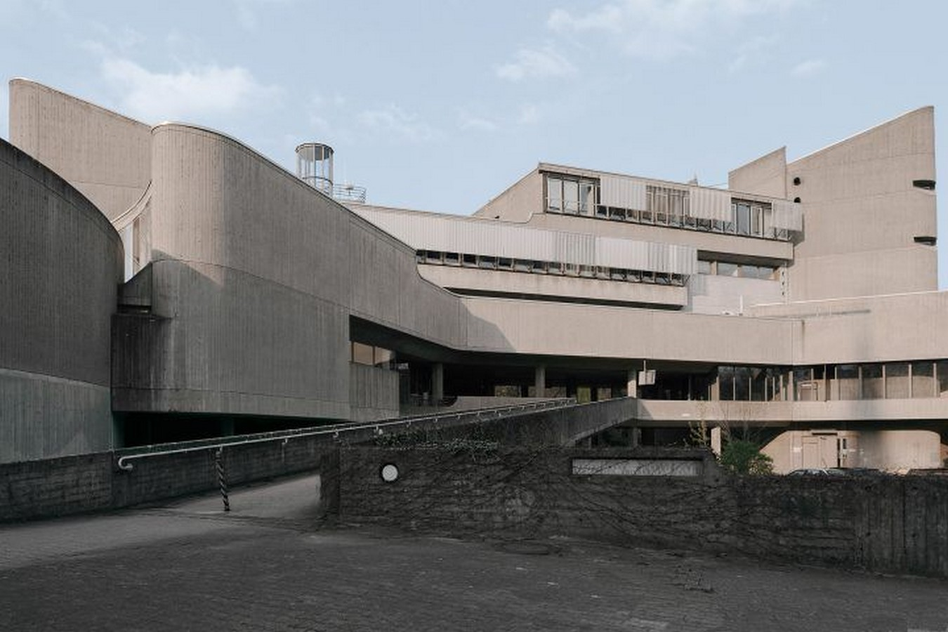 8 Examples of Brutalist architecture in Germany - Sheet11