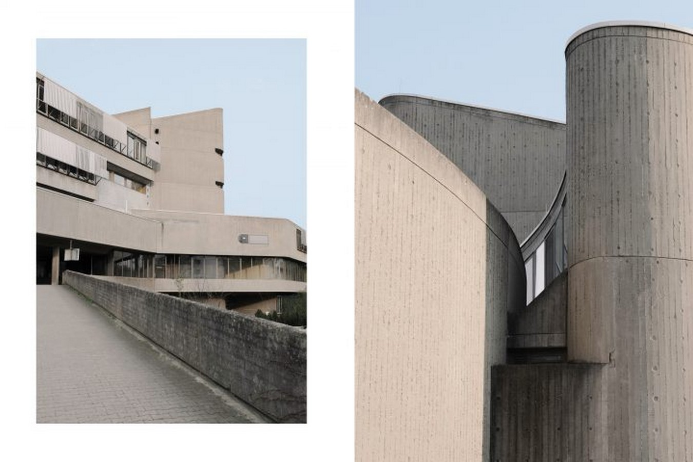 8 Examples of Brutalist architecture in Germany - Sheet12