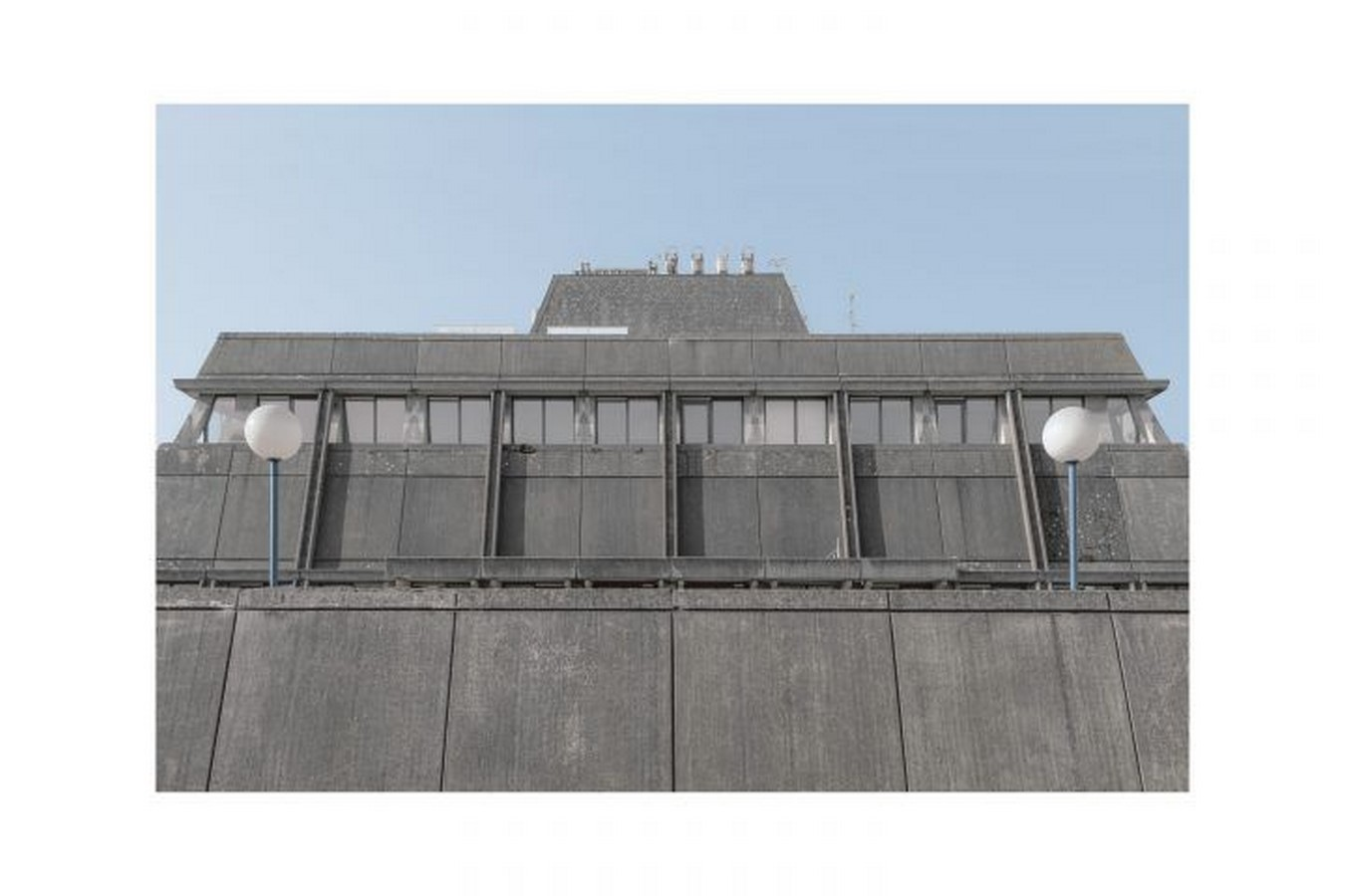 8 Examples of Brutalist architecture in Germany - Sheet14