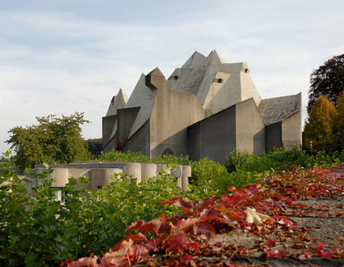 8 Examples of Brutalist architecture in Germany - Sheet2