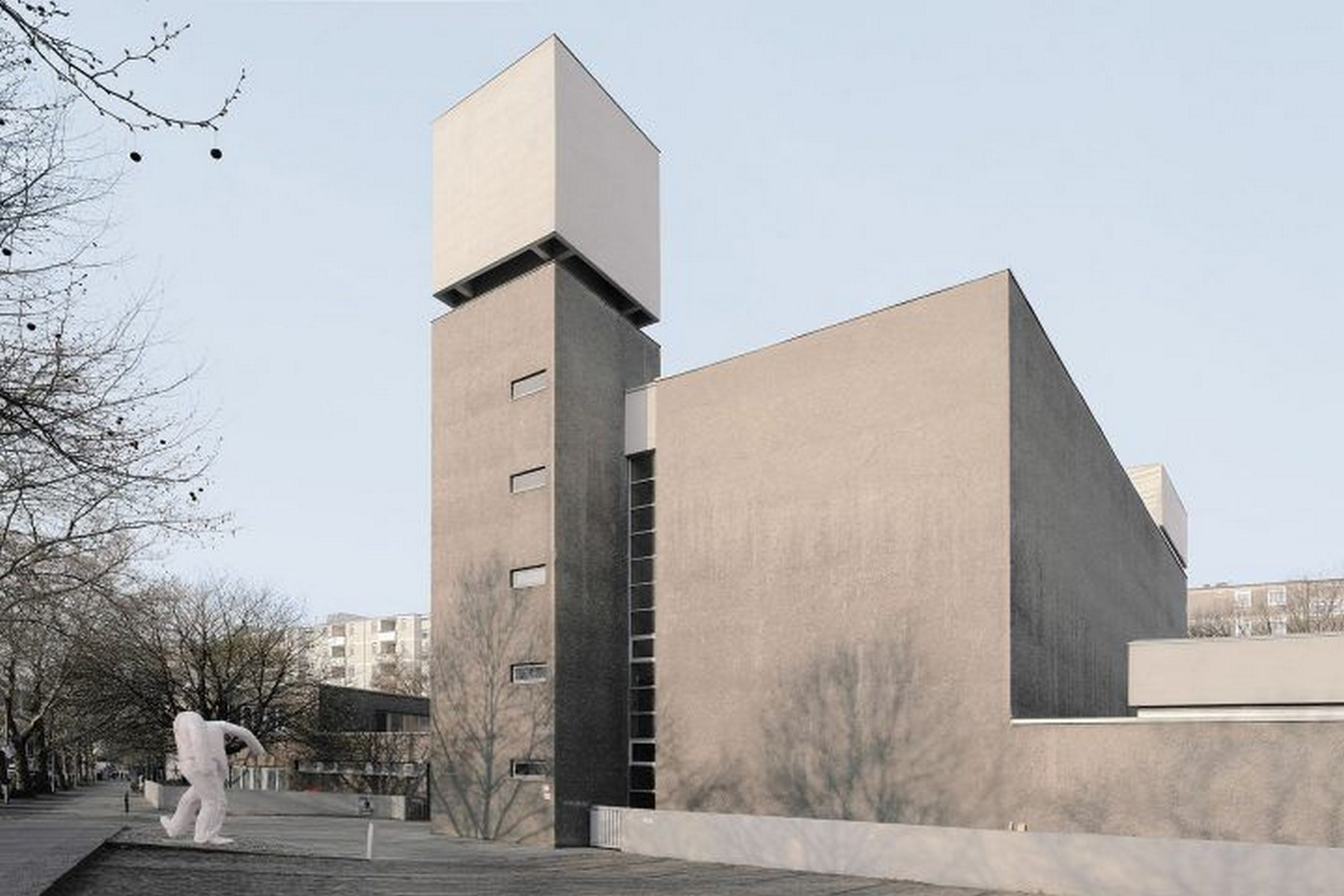 8 Examples of Brutalist architecture in Germany - Sheet5