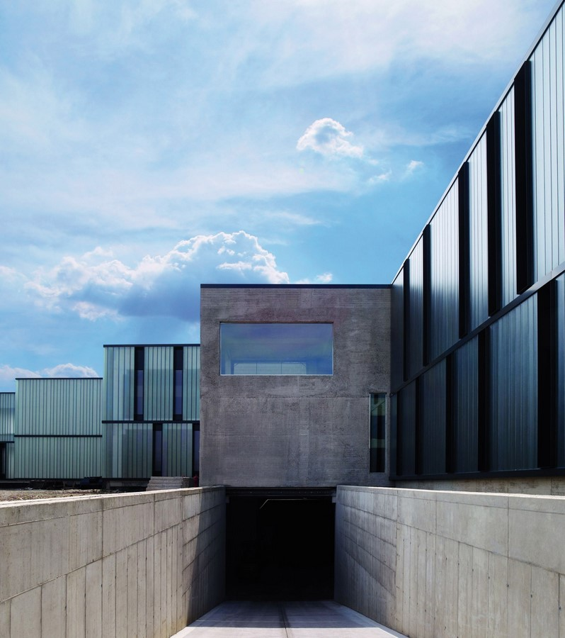 Glas Italia Headquarters – Macherio - Sheet1