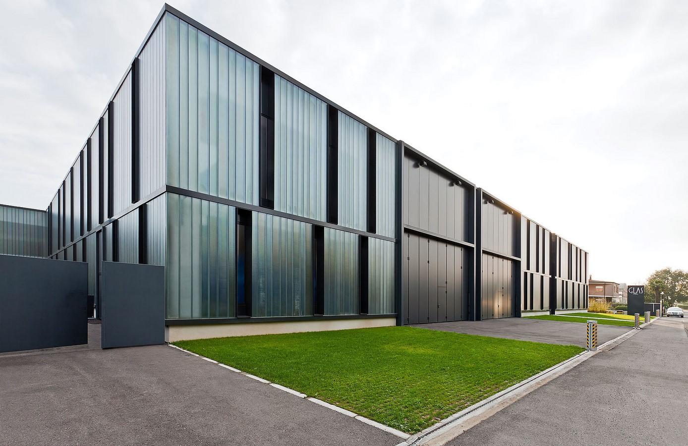 Glas Italia Headquarters – Macherio - Sheet3