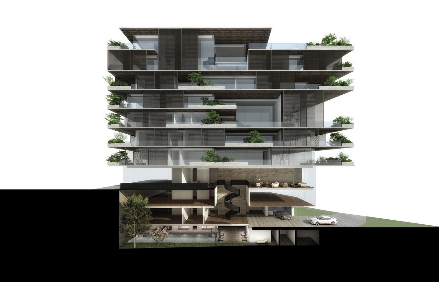 Monte Carlo residence – Monaco - Sheet2