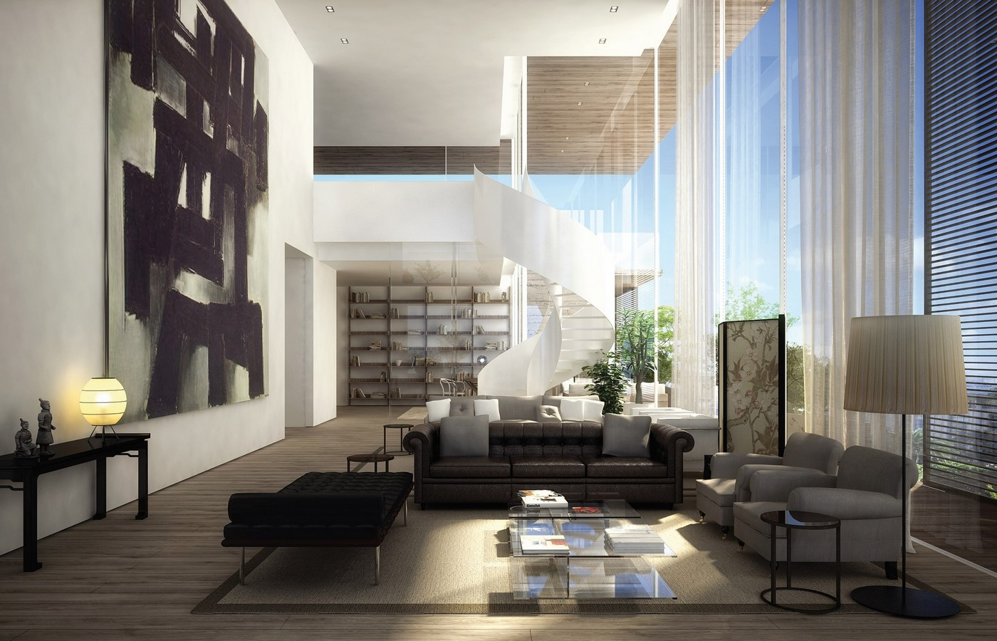 Monte Carlo residence – Monaco - Sheet3