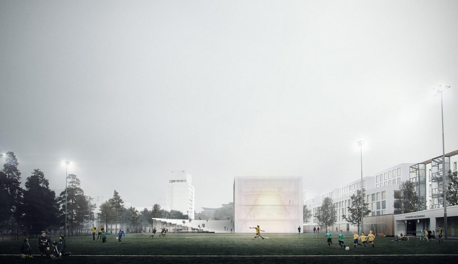 Espoo Cultural Centre - Sheet2