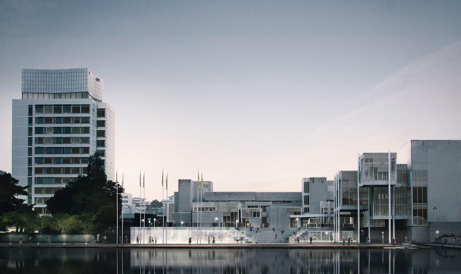 Espoo Cultural Centre - Sheet3