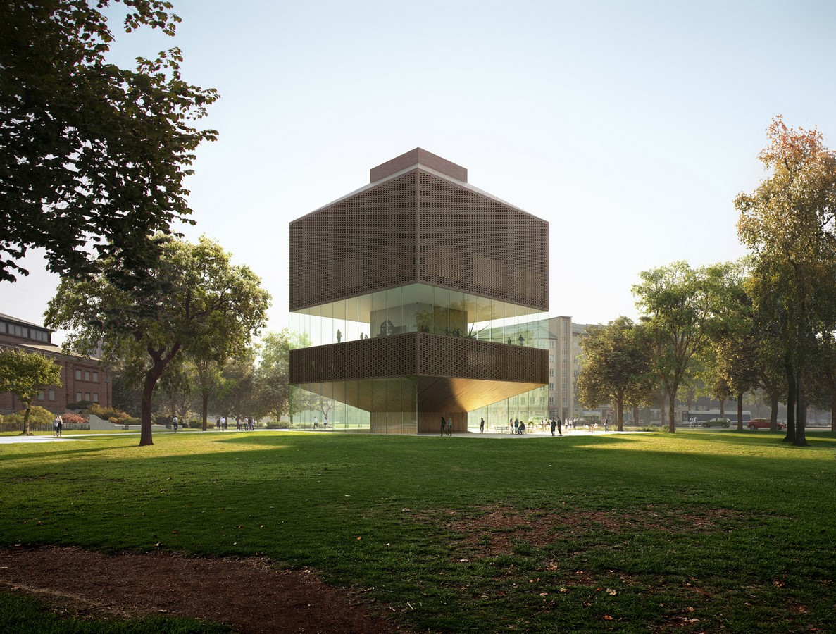 Extension to Tampere Art Museum - Sheet1