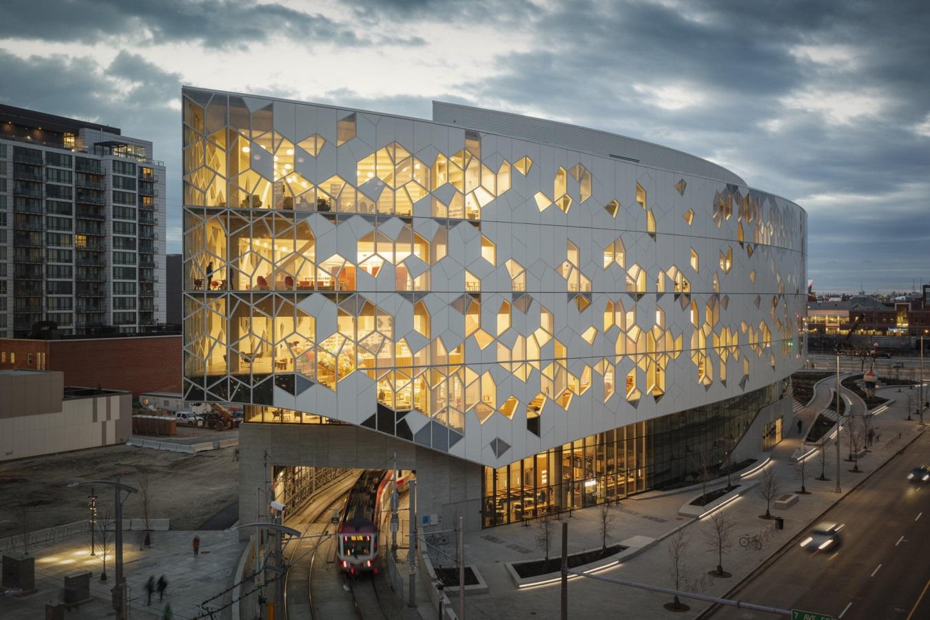 Cooper Hewitt's 2020 National Design Awards, Architecture Prize won by Snøhetta -Sheet2