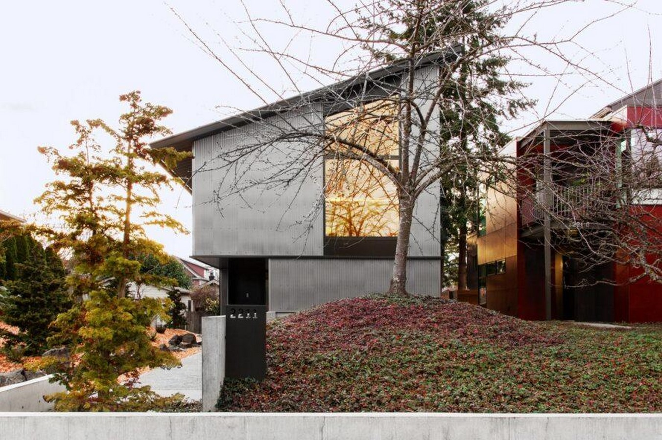 A net-zero compact home in Seattle is inspired by Shibui minimalism designed by SHED Architecture and Design - Sheet2