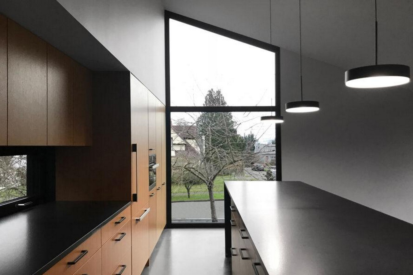 A net-zero compact home in Seattle is inspired by Shibui minimalism designed by SHED Architecture and Design - Sheet3