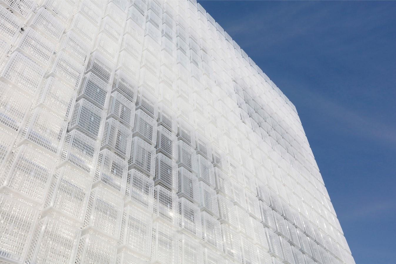 Plastic Façade - Sheet2