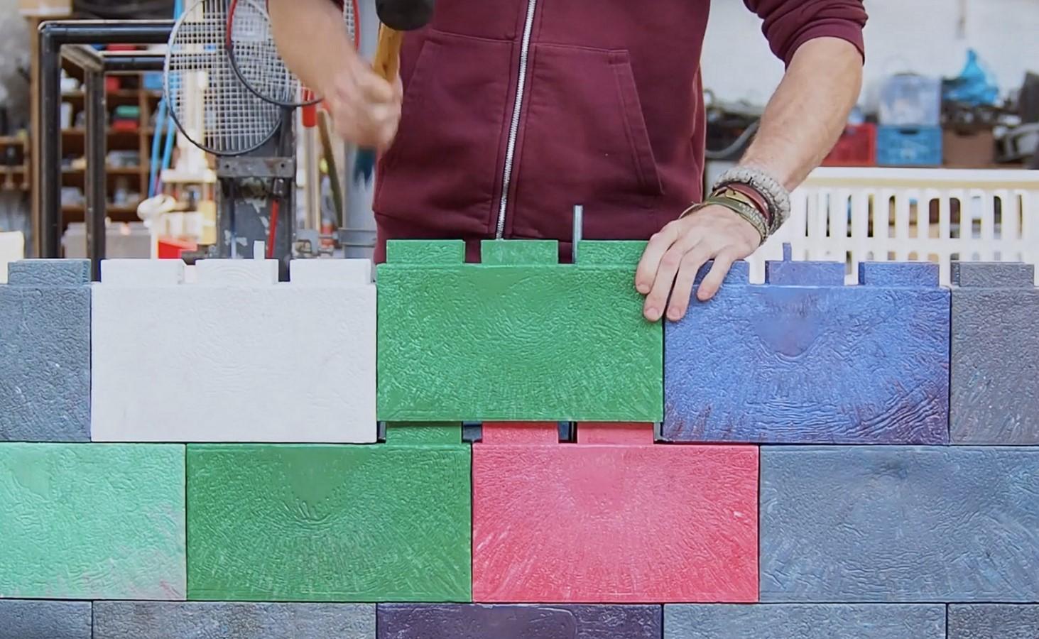 Recycled Plastic Bricks- Sheet1