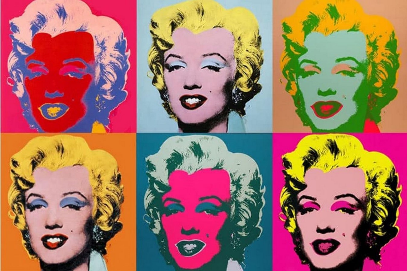 Andy Warhol- Sheet1