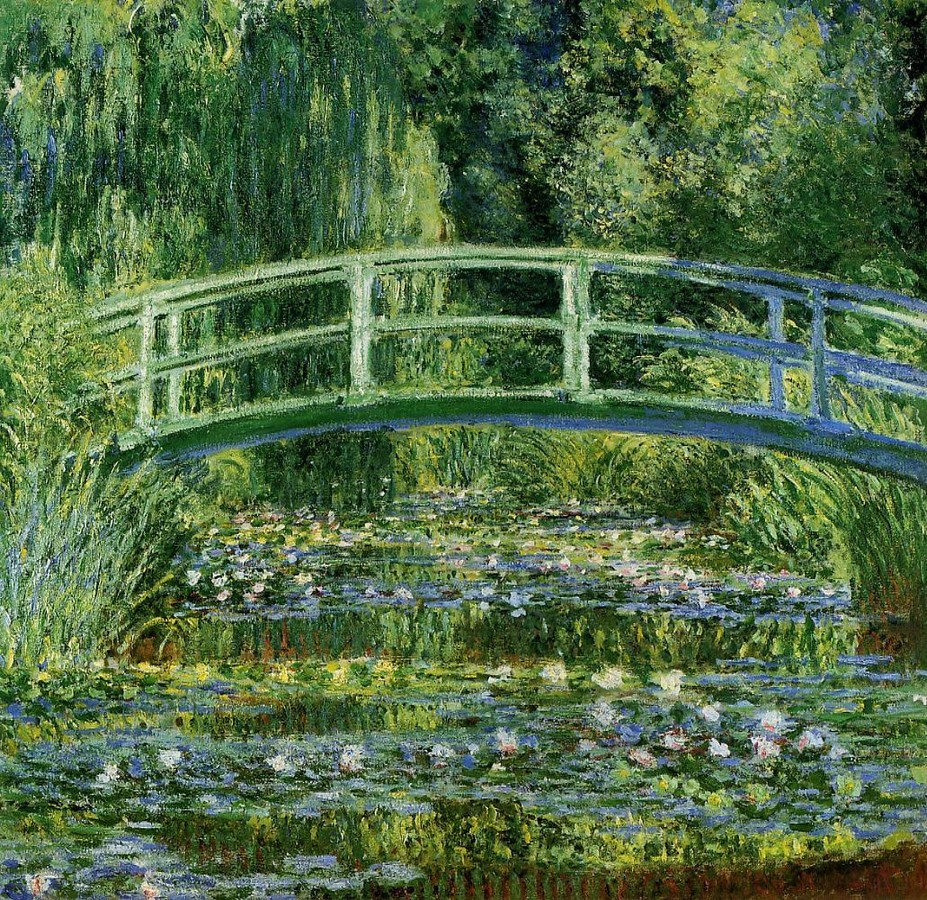Claude Oscar Monet- Sheet2