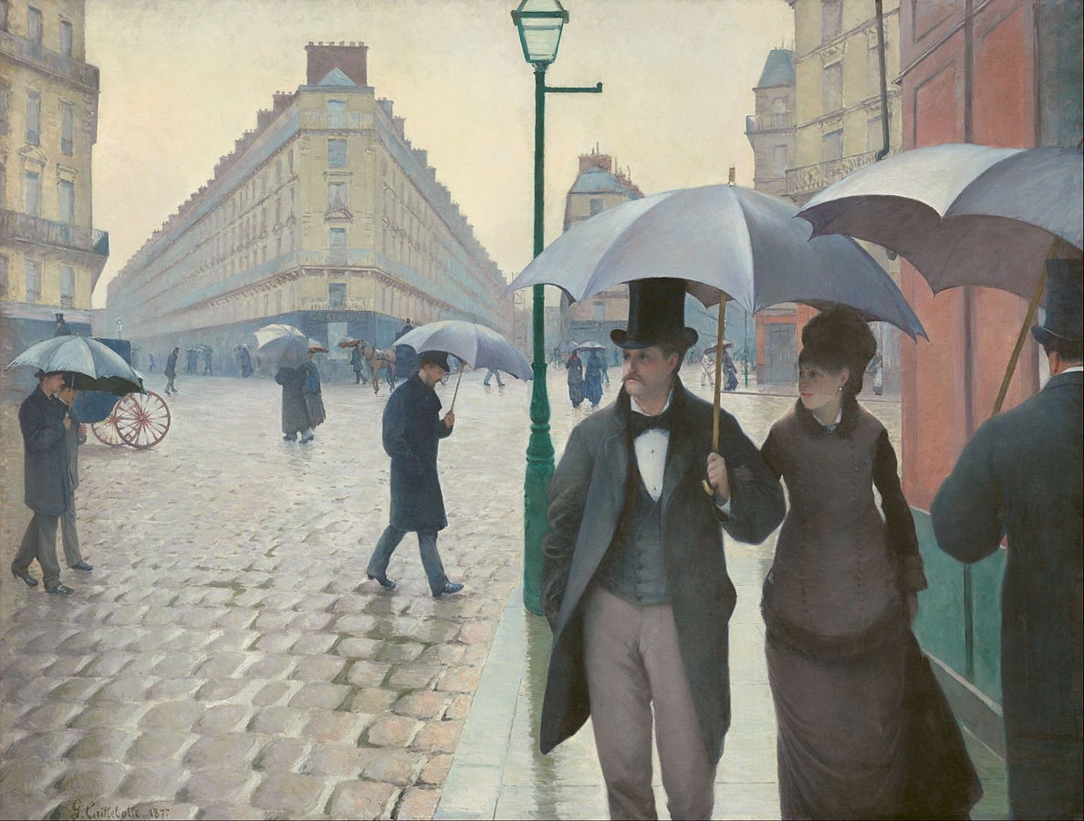 Gustave Caillebotte- Sheet1
