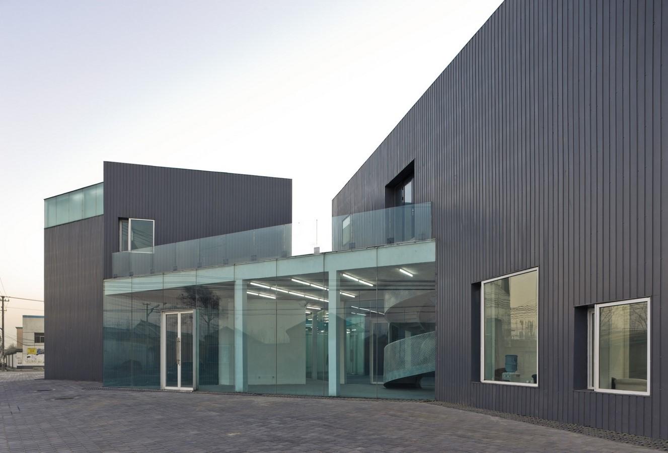 Xiaobao Cultural Center (2007) - Sheet3