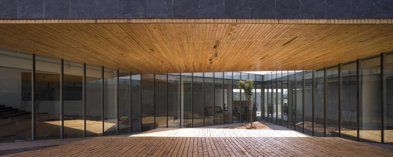 Ordos Art Museum (2007) - Sheet3