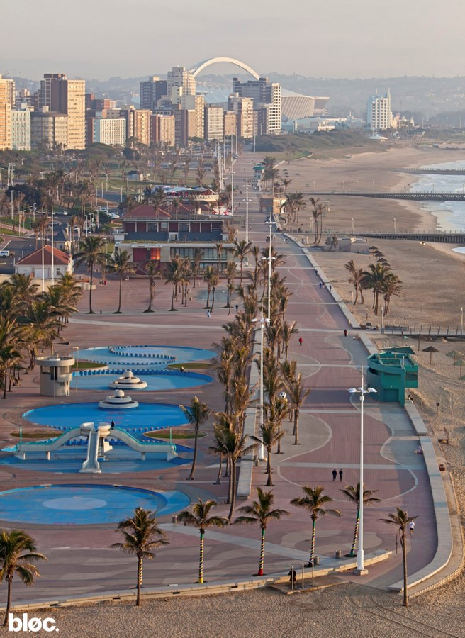 Durban Beachfront Upgrade - Sheet1