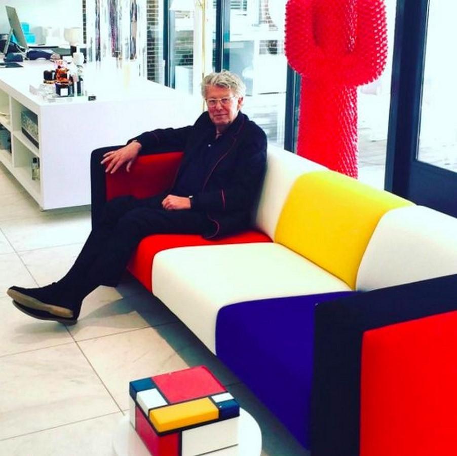 Dutch designer Jan des Bouvrie known for white interiors dies aged 78 - Sheet6