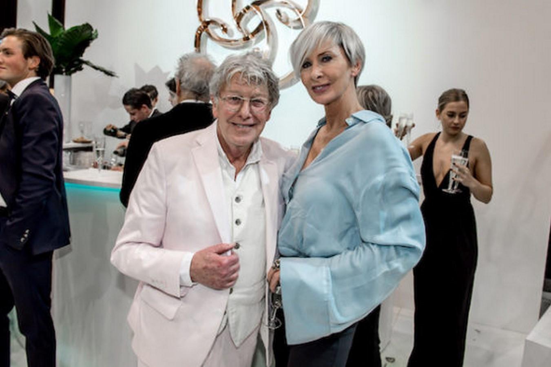 Dutch designer Jan des Bouvrie known for white interiors dies aged 78 - Sheet8