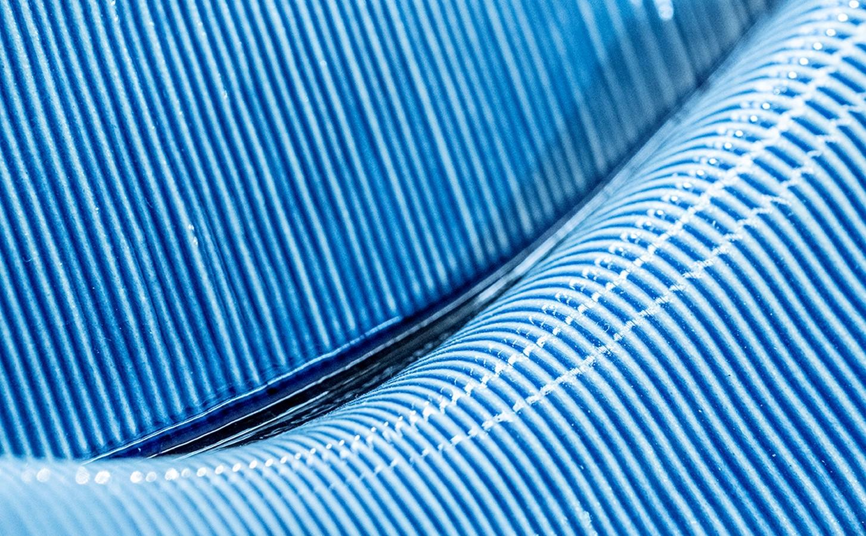 'New delft blue' 3D-printed ceramic tiles by studio RAP - Sheet1